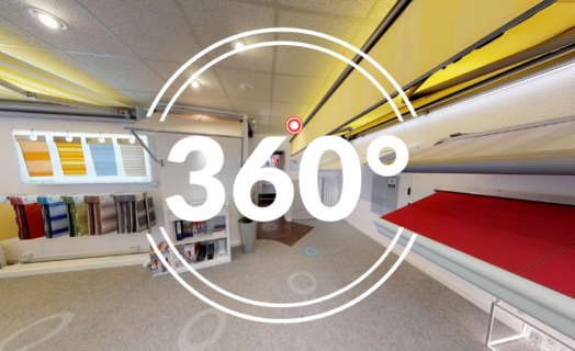 Der 3D Showroom Von STAAL Rollladen- Und Sonnenschutz Aus Kiel