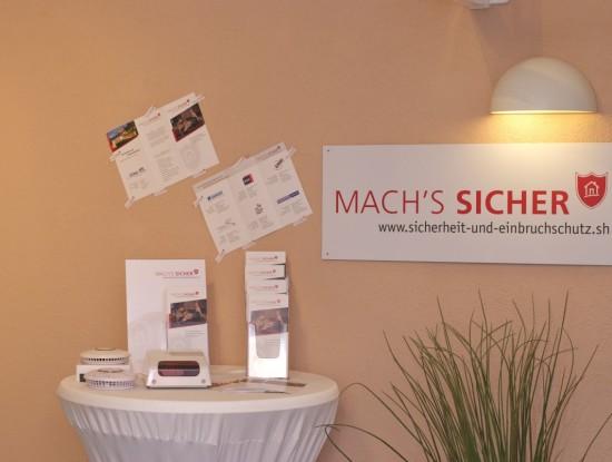 Rückblick Auf Die Ersten MACH'S SICHER Infotage