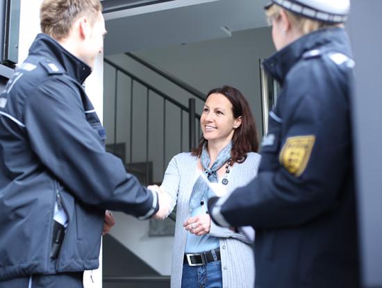 Präventionsmedien Der Polizei Millionenfach Gefragt