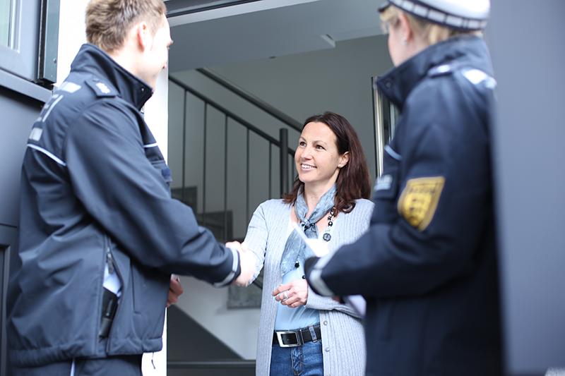 Polizei Beratung